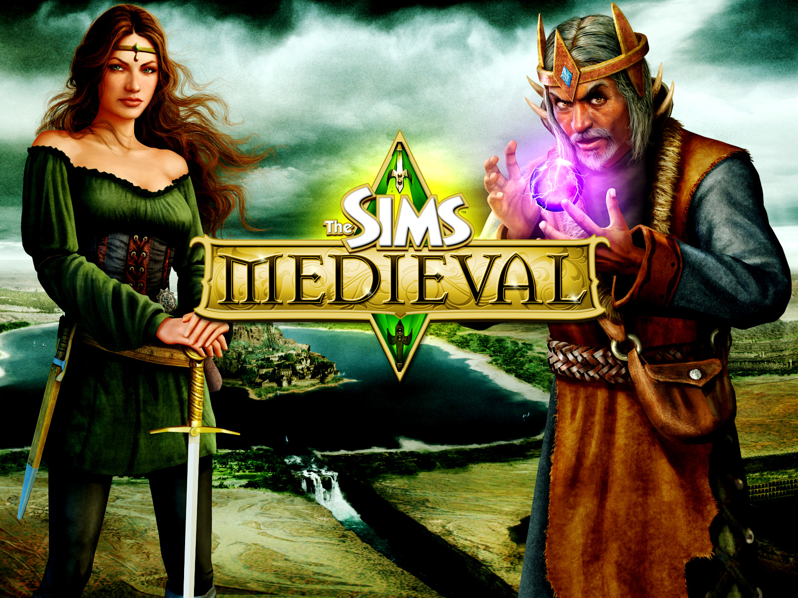 The Sims Medieval HD Wallpapers Download Wallpapers in HD for 1600x1200
