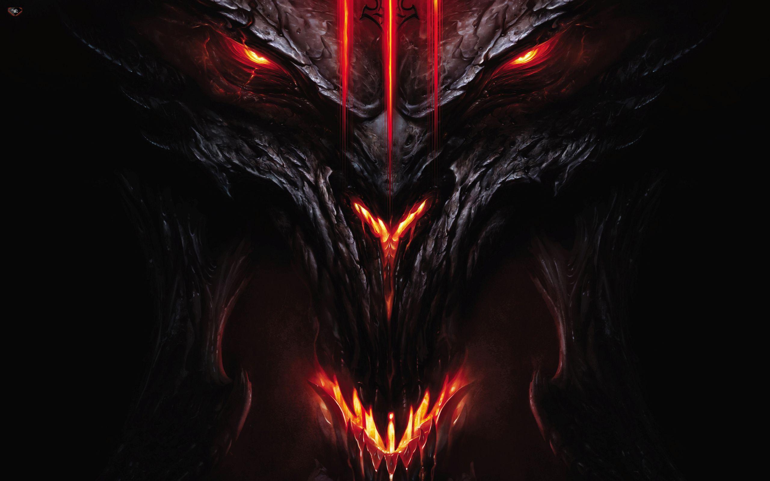 Diablo 3 HD wallpapers download 2560x1600