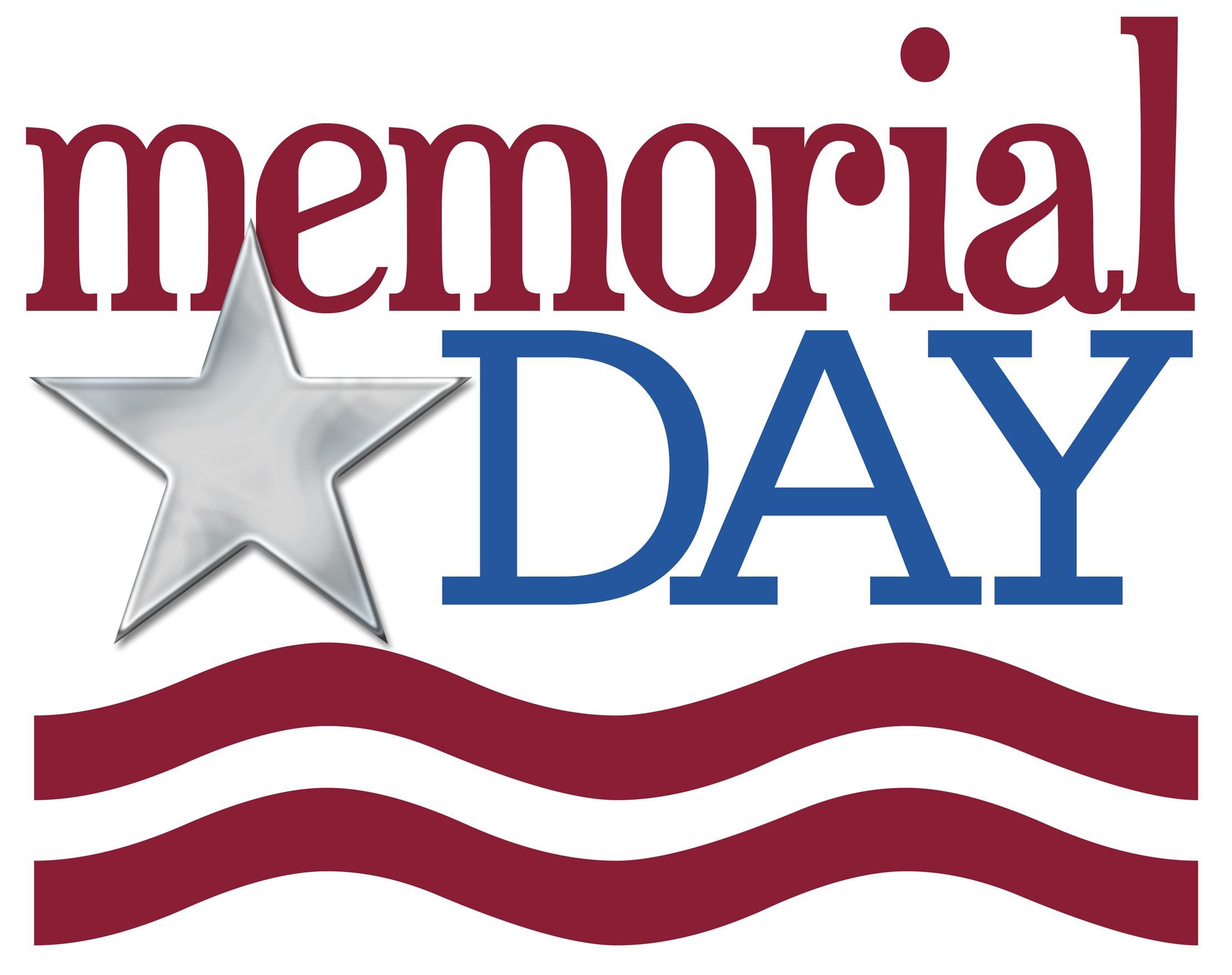 Memorial Day 2020 Clip Art 2214x1752