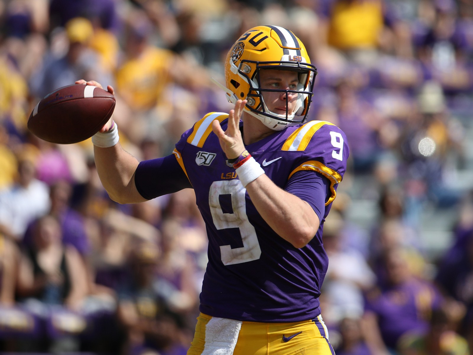 College Football 2019 Where to Watch Florida vs LSU TV Channel 1600x1200