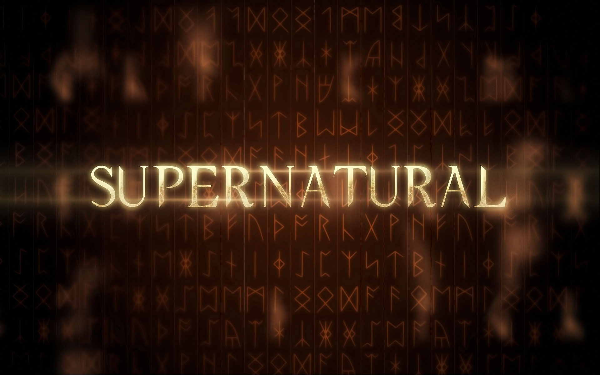 supernatural season 9 logo wallpaper 3 1920x1200