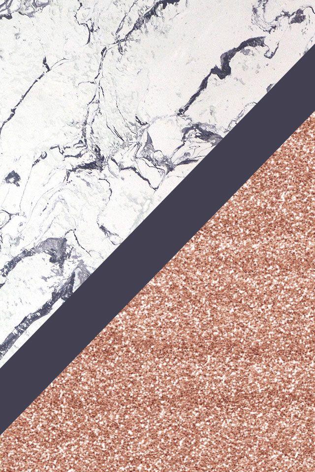 Best 25 Rose gold wallpaper ideas Rose 640x960
