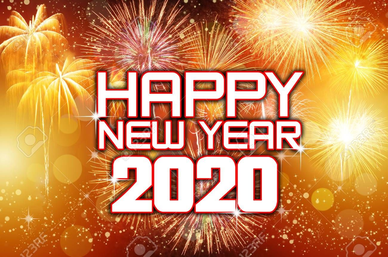 Happy New Year 2020 Wallpapers   Top Happy New Year 2020 1300x860