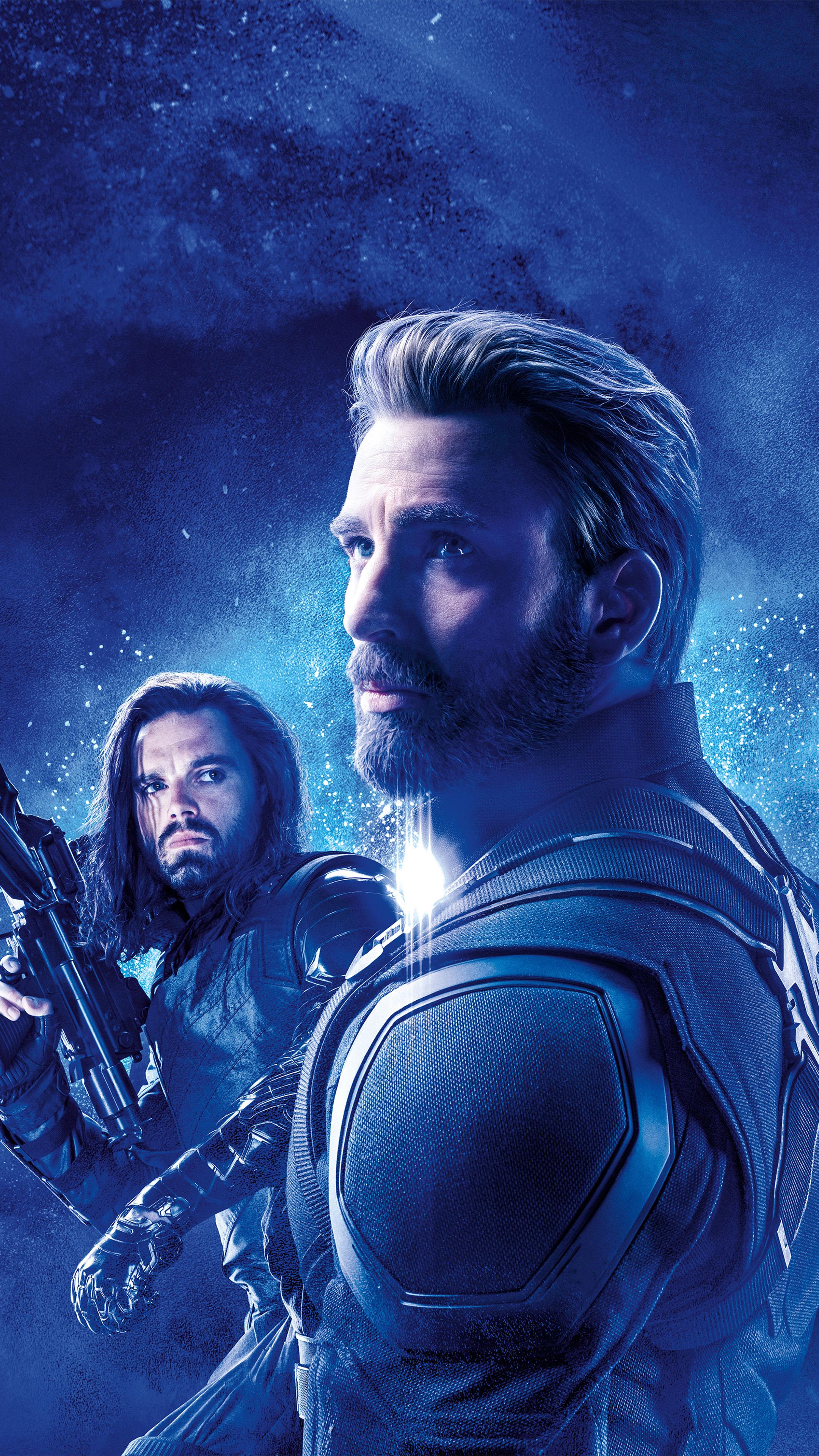 Free Download Download Captain America Bucky Barnes In Avengers