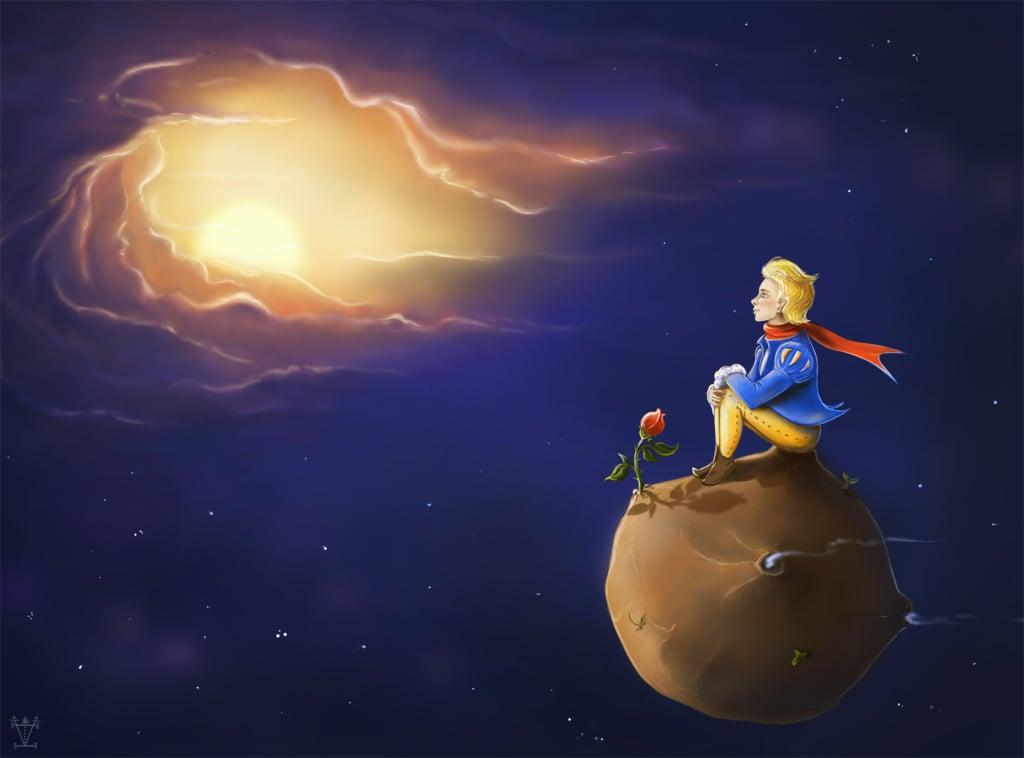 Le Petit Prince Wallpaper - WallpaperSafari