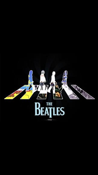 The beatles wallpaper iphone wallpapersafari - Beatles iphone wallpaper ...