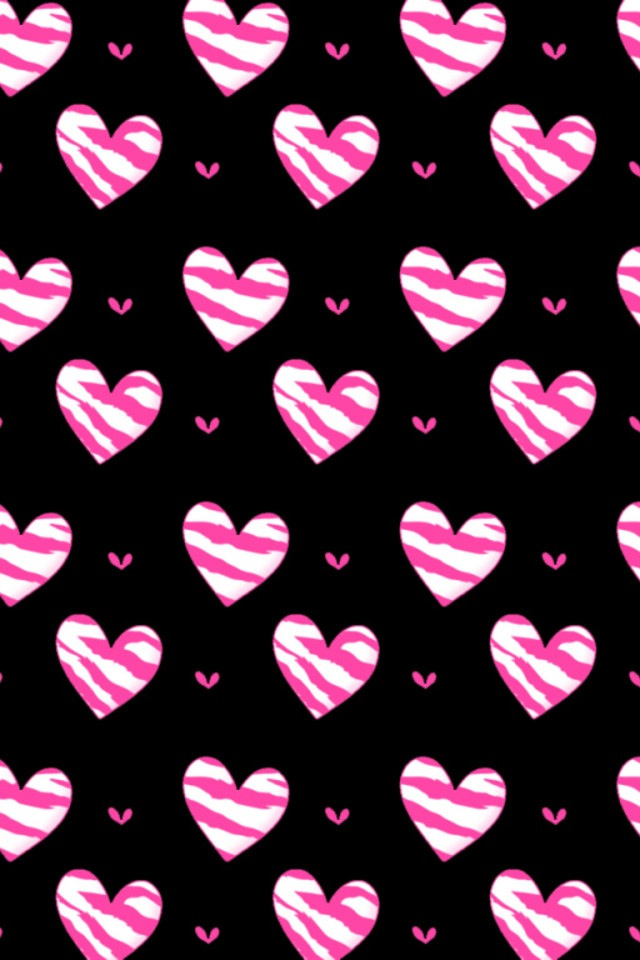 Heart wallpaper for iphone wallpapersafari - Lovely wicked iphone wallpaper ...