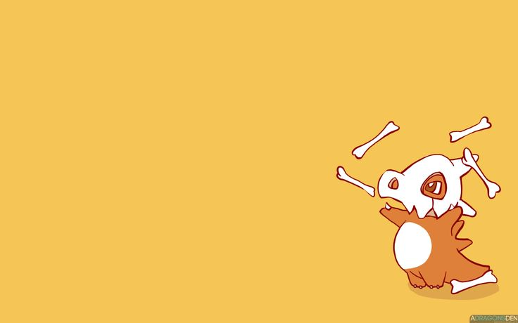 Cubone Wallpaper by LVStarlitSky Pokemon Pinterest 736x460