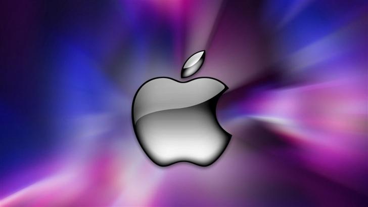 Apple Logo 1 Mac Wallpaper Download Mac Wallpapers Download 728x409