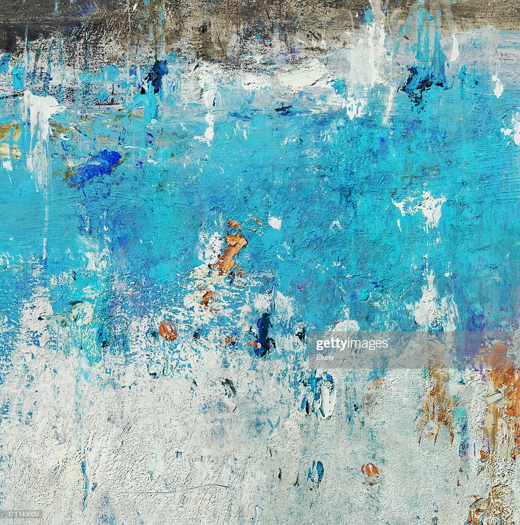 Abstract Painted Blue Art Backgrounds High Res Stock Photo   Getty 1014x1024