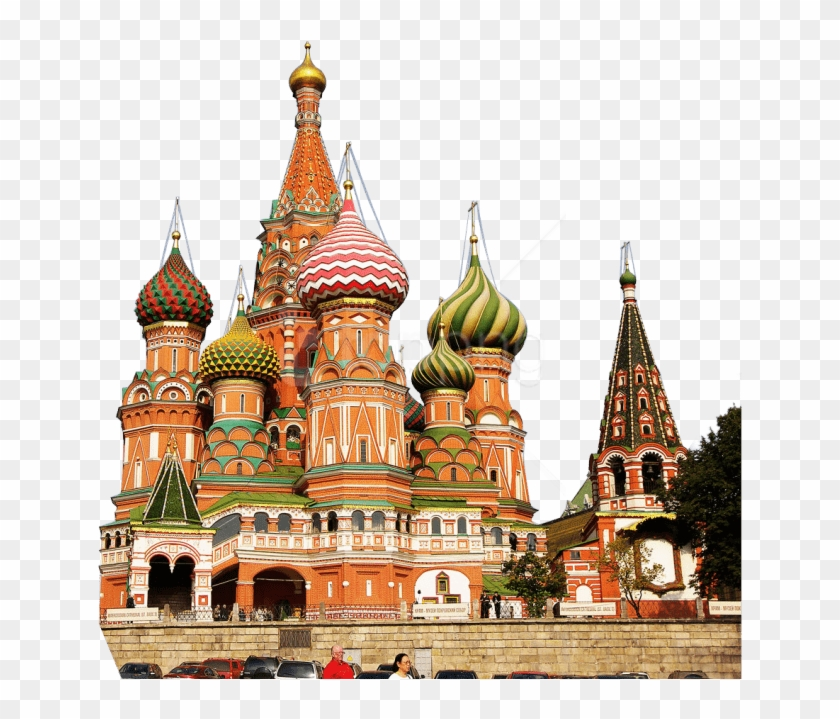 Png Download Russia Landmarks Png Images Background   Saint 840x719