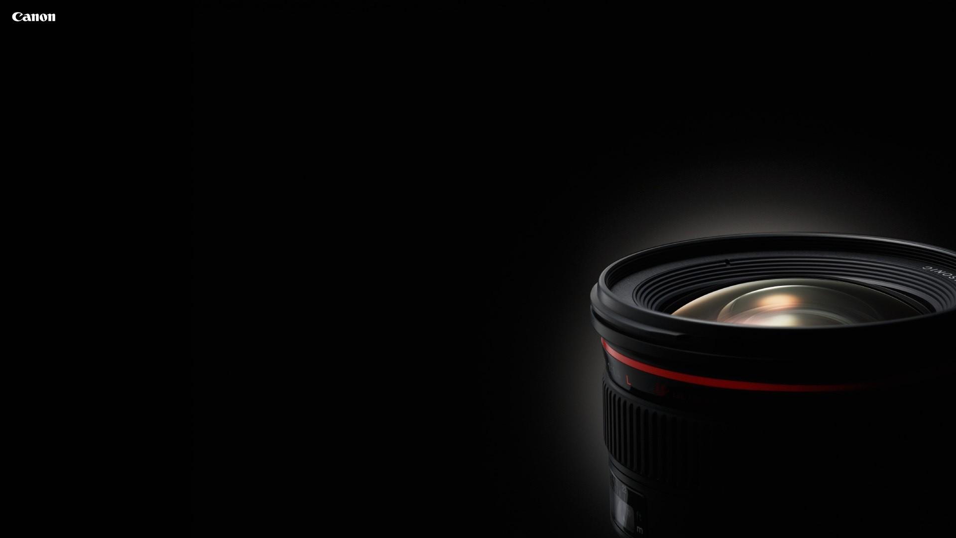 Canon Black Wallpaper 1920x1080 Canon Black Background 1920x1080