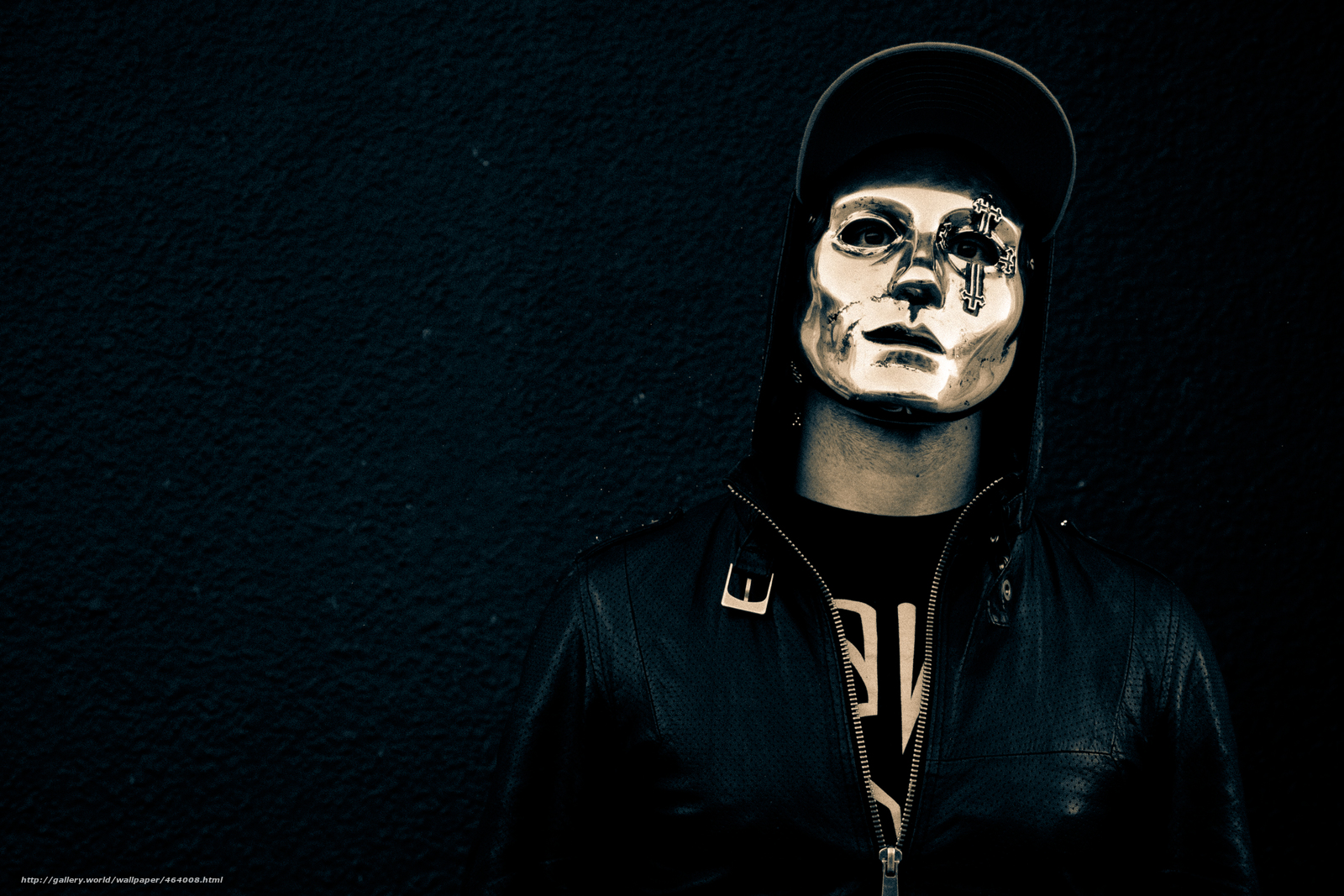 wallpaper hollywood undead danny american tragedy mask desktop 1600x1067