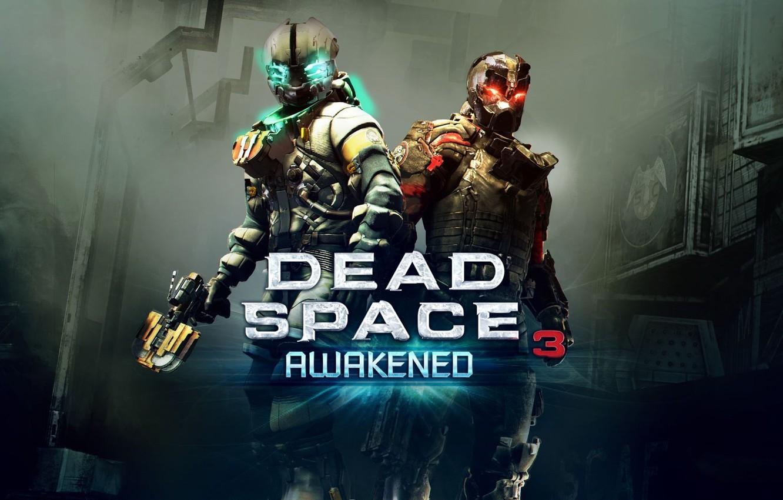 Wallpaper Weapons Armor Isaac Clarke Electronic Arts DLC Dead 1332x850