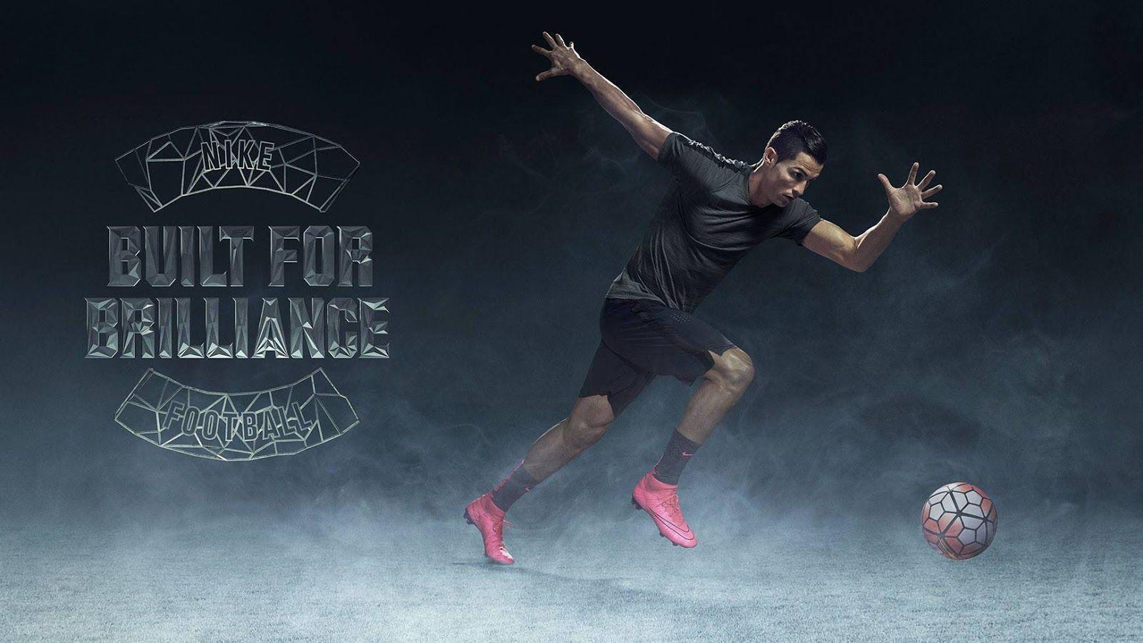 buy popular 38635 2aac2 Cristiano Ronaldo Wallpapers Nike Mercurial 2016
