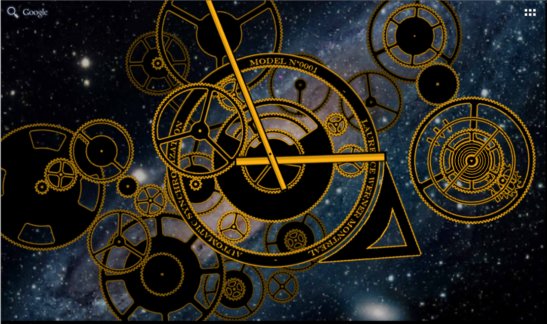 49+] Live Clock Wallpaper on WallpaperSafari