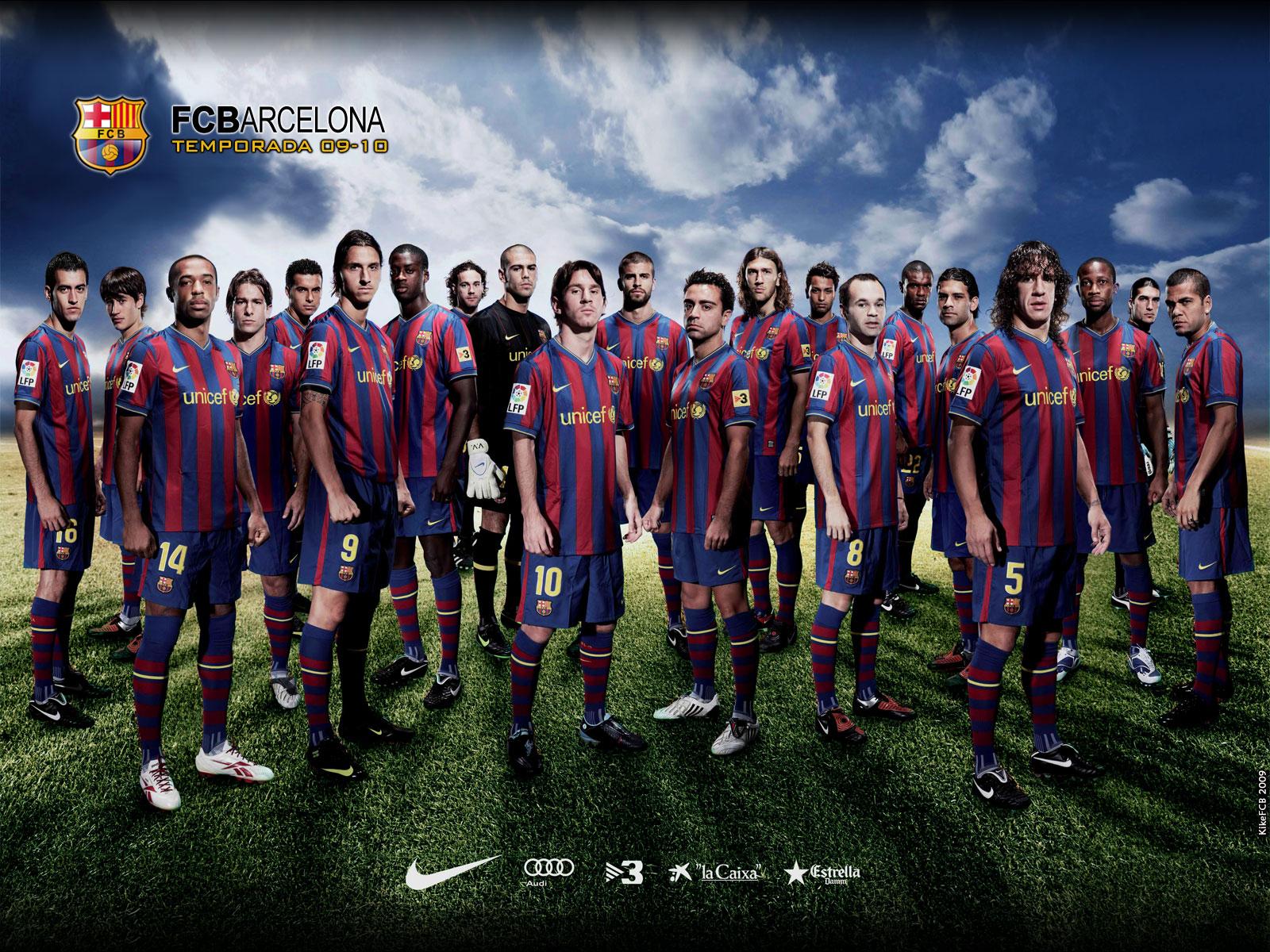 fc barcelona squad fc barcelona squad camp nou soccer stadium 1600x1200