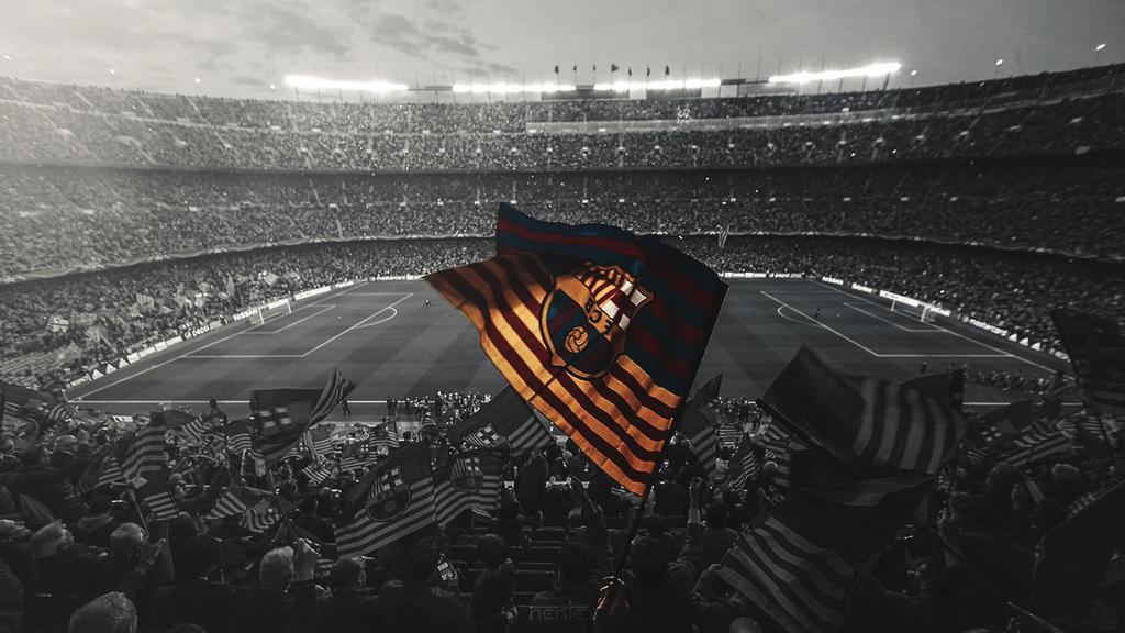 Fondos De Pantalla Del Fútbol Club Barcelona Wallpapers: FC Barcelona 2017/2018 Wallpapers