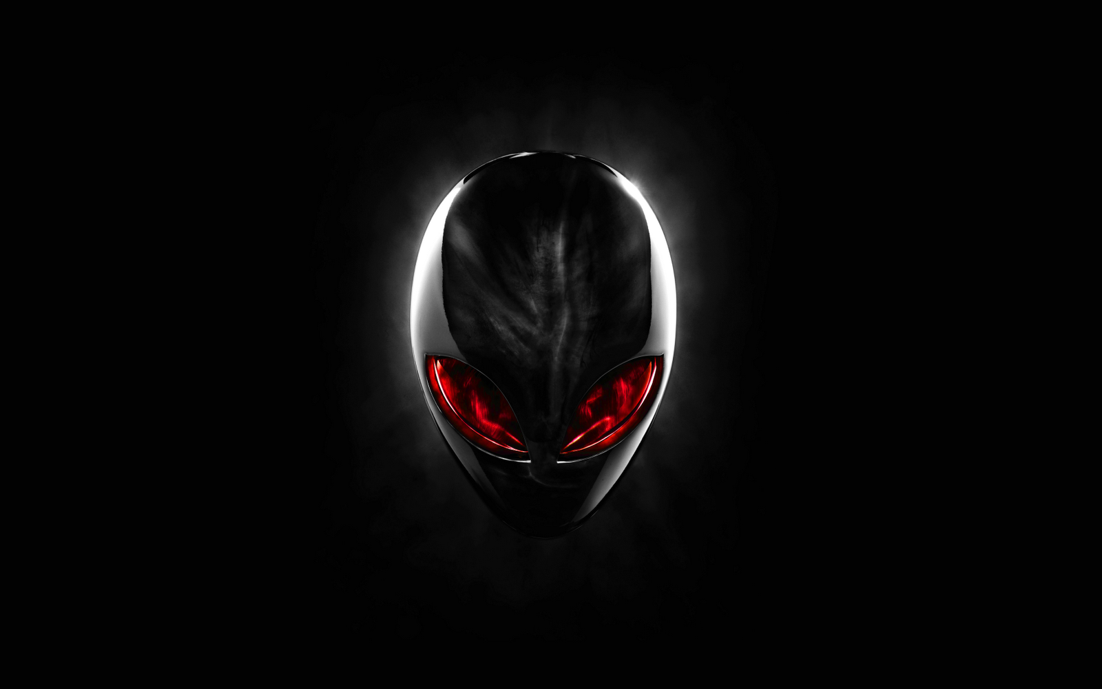 Free Download Hd Alienware Red Eyes Wallpapers Wallpaper