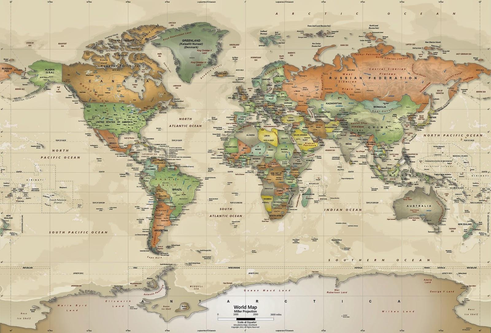 World Map Wallpaper Desktop Wallpapers HD Wallpapers 1600x1084