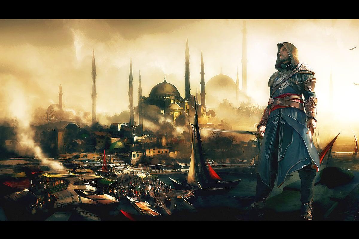 TU PC AHORA Descargar Assassins Creed Revelations full pc multi5 1200x800
