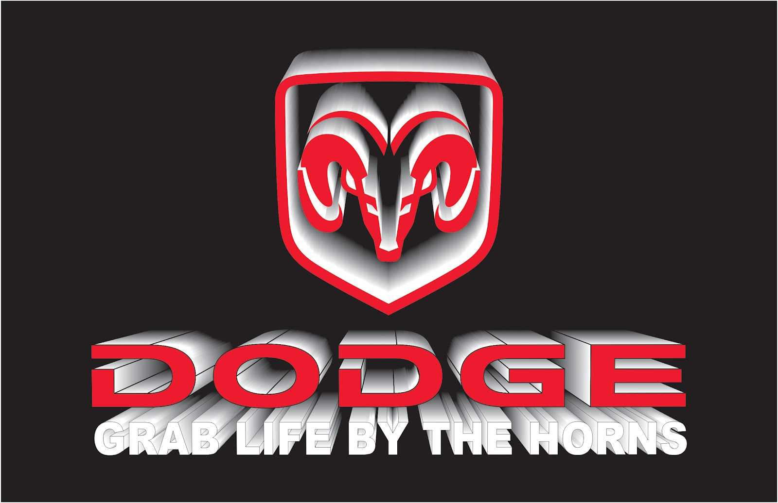 download dodge ram logo wallpaper hd background listed in wallpaper 1600x1036