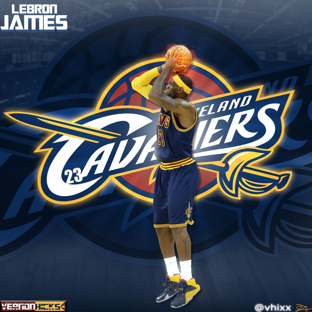 Cleveland Cavaliers Lebron James Wallpaper 2015