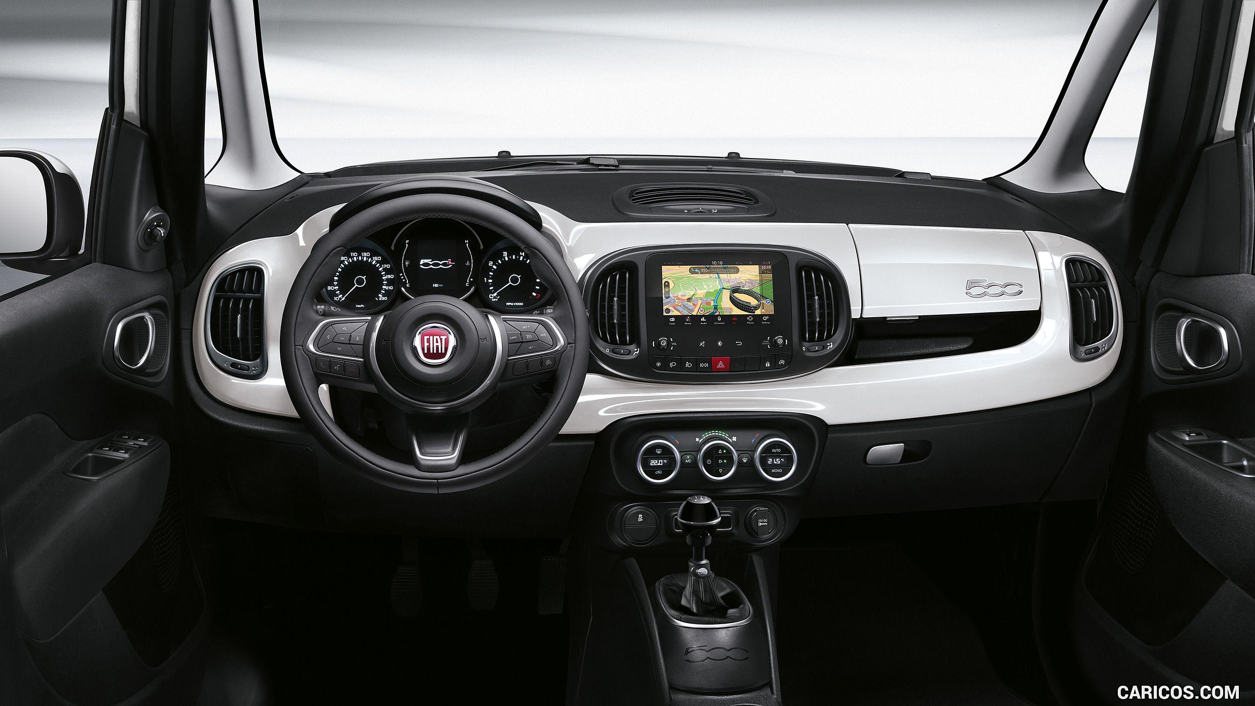2018 Fiat 500L Urban Cross and Wagon Euro Spec Wallpaper 2560x1440