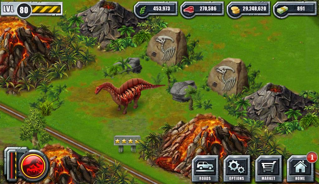 Jurassic Park Builder Amargasaurus By AmazonianFisherman On