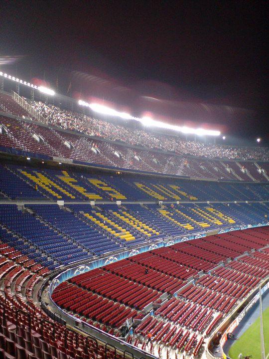 Pin Camp Nou Wallpaper 1 540x720