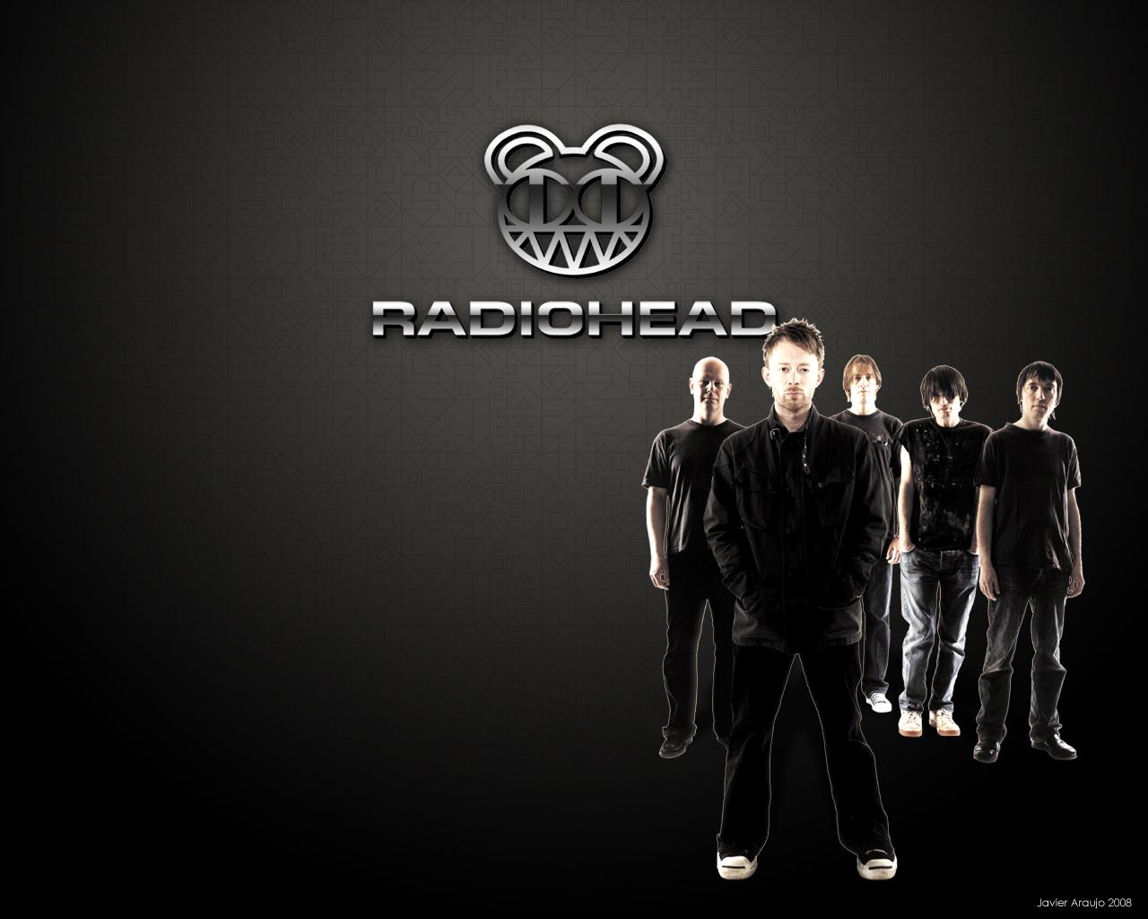 Radiohead Wallpaper Wallpapersafari