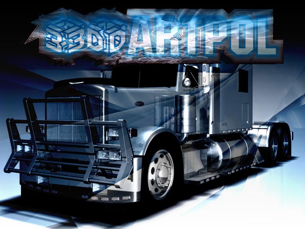wallpapers myspace layouts friendster hi5 peterbilt trucks peterbilt 1024x768