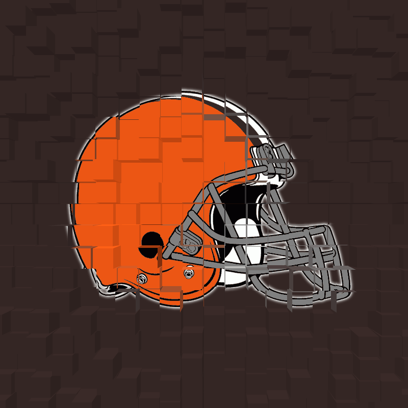 Cleveland Browns by whostherawest 800x800