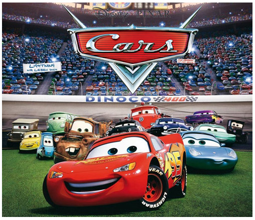 Meet Lightning Mcqueen Cars