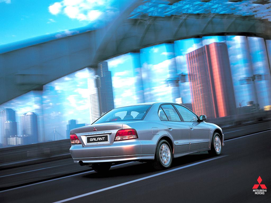 Free Download Mitsubishi Galant V6 Sedan Wallpapers