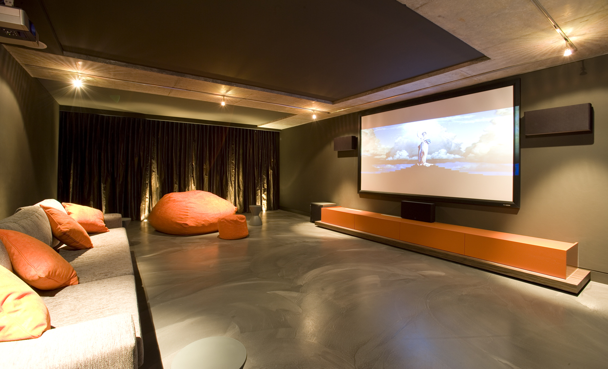 Movie room wallpaper wallpapersafari - Home theater wallpaper ...