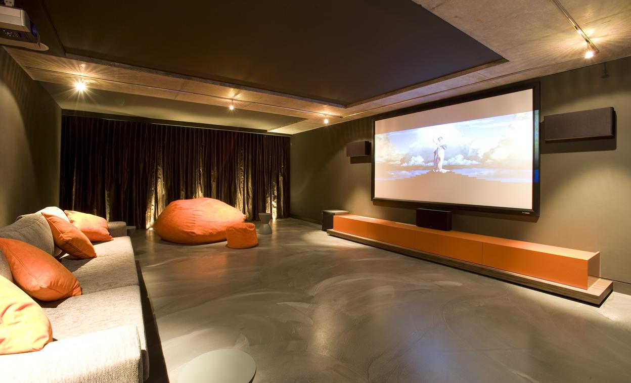46+ Movie Room Wallpaper on WallpaperSafari