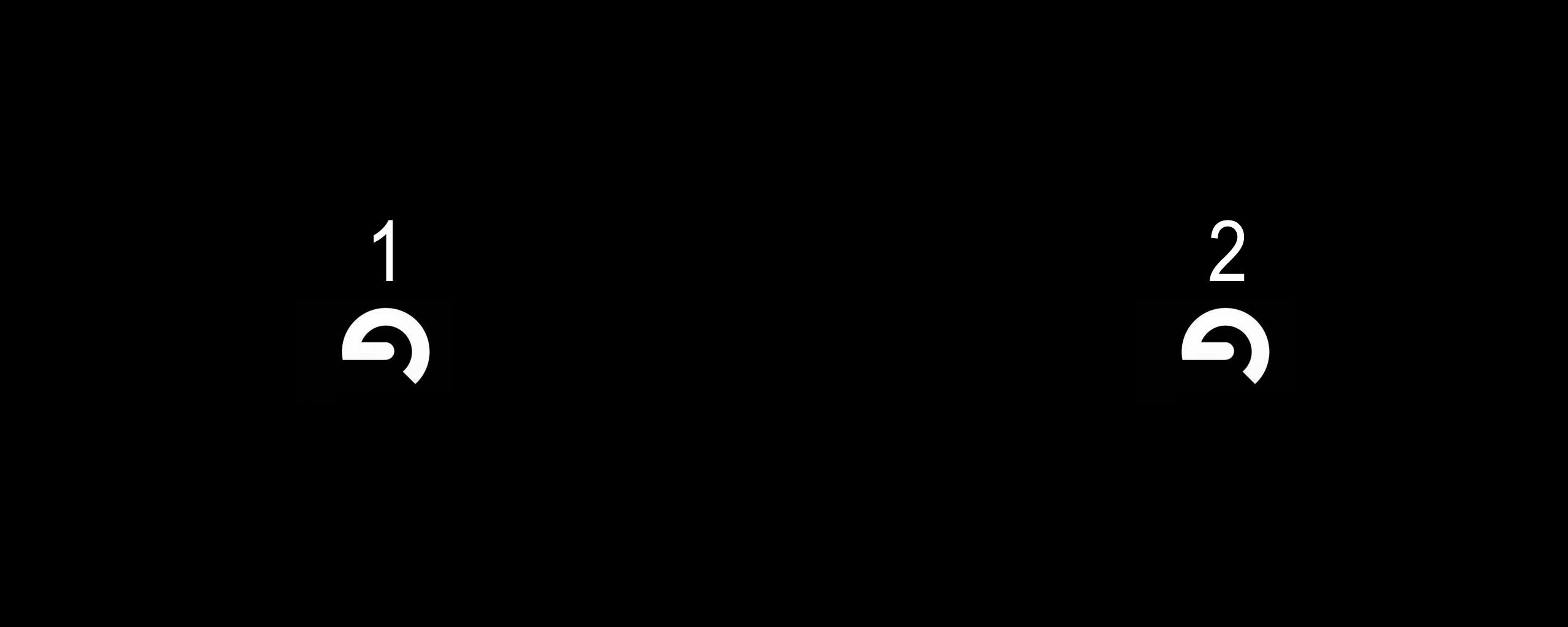 Ableton Producer 2560x1024 Dual Screen Monitor Wallpaper Original 2560x1024