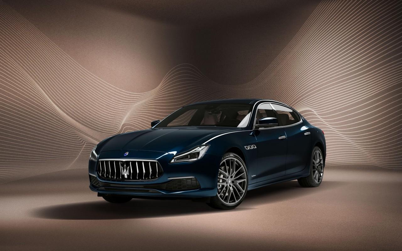 Maserati Quattroporte GranLusso Royale 2020 5K HD desktop 1280x800
