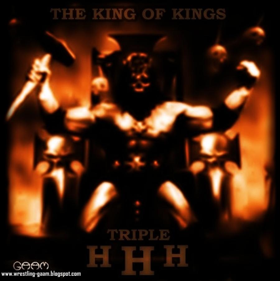 Triple H King Of Kings Skull Wallpaper The king of kings 900x903