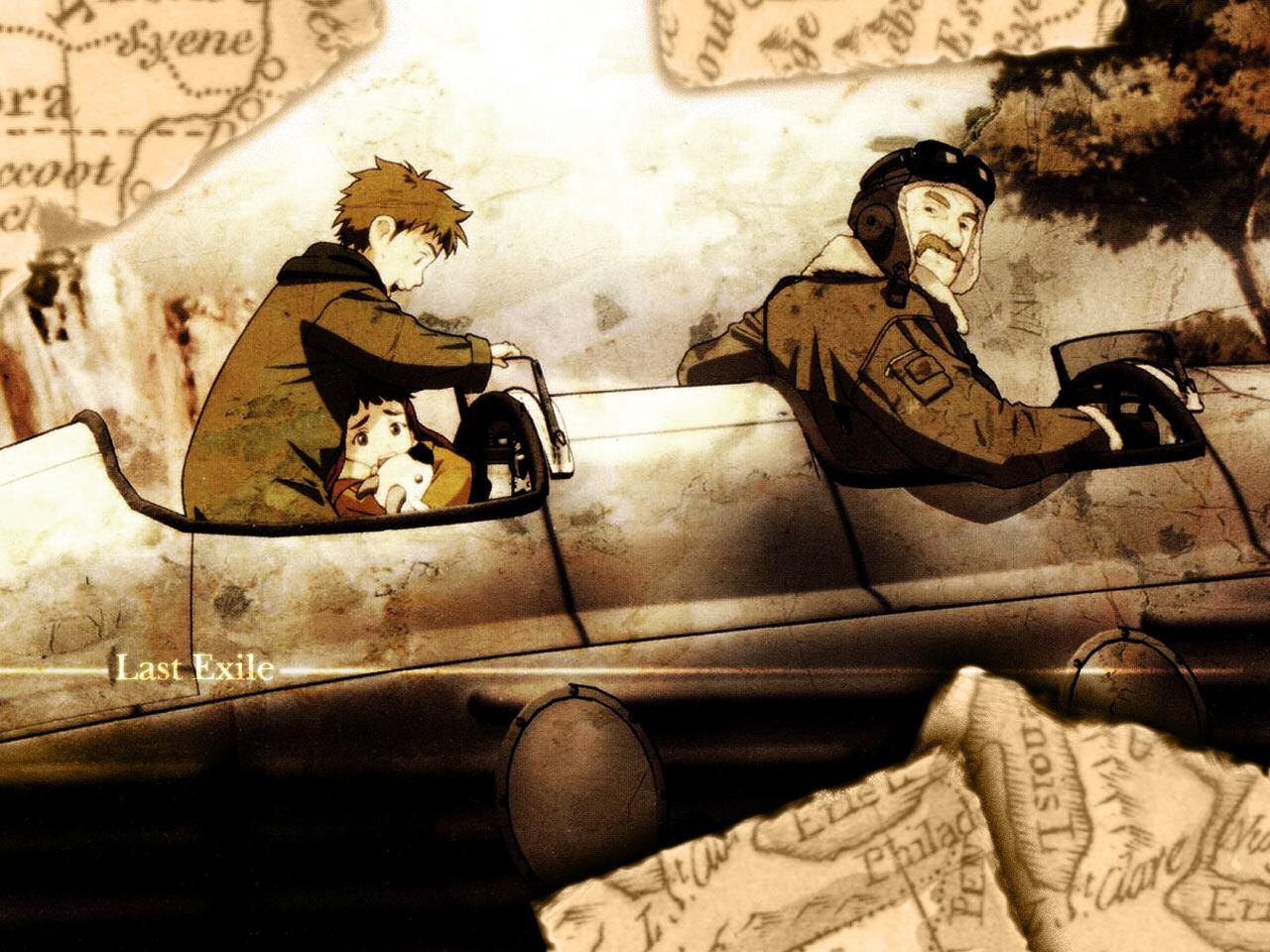 Anime Last Exile Wallpaper 1280x960 Anime Last Exile 1280x960