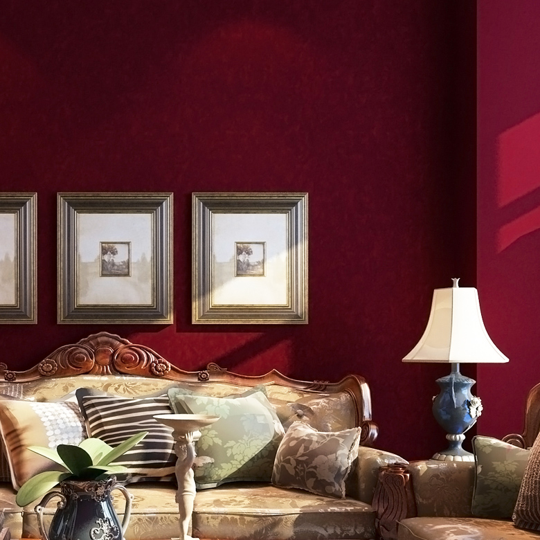 woven wallpaper american sofa background wall solid color wallpaper 780x780
