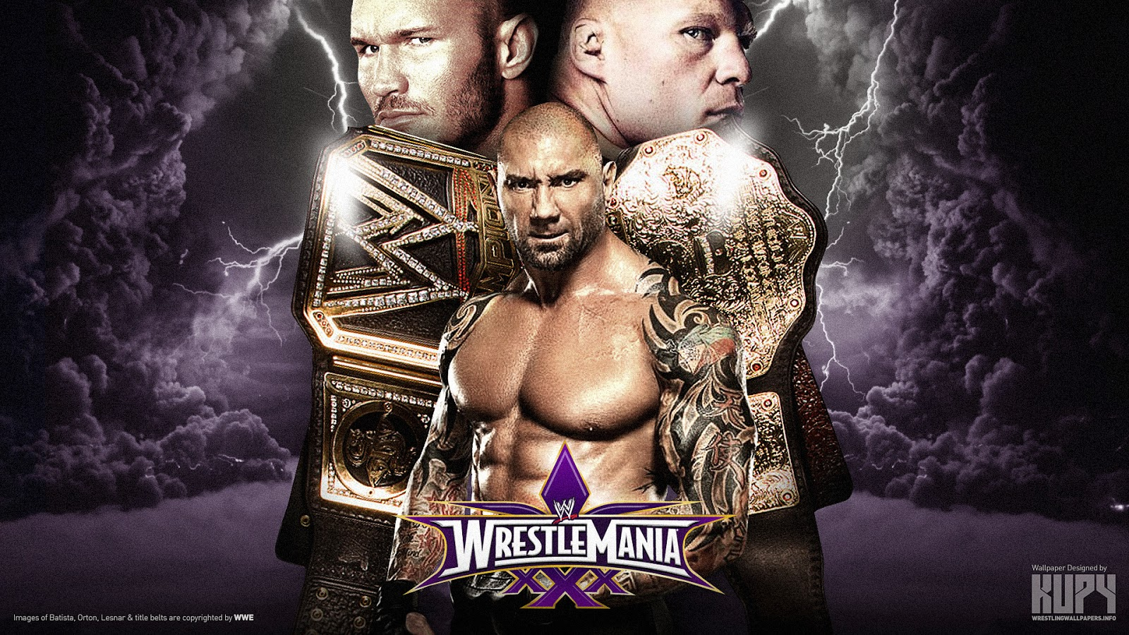 WWE Elimination Chamber 2014 Wallpapers 1600x900