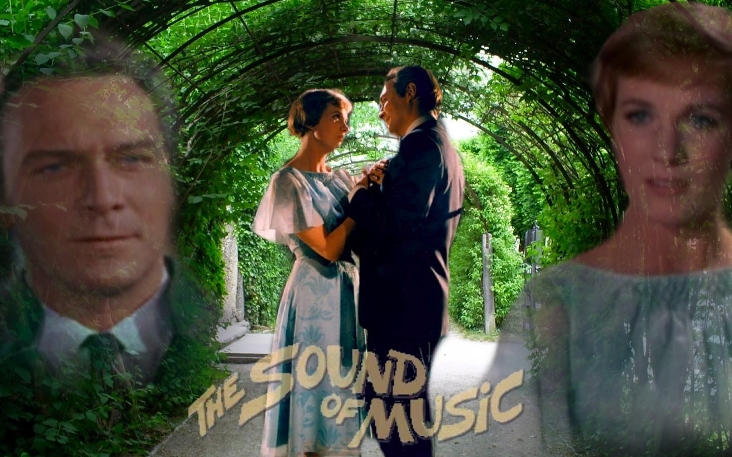 Something Good   The Sound of Music Wallpaper 2718582 1440x900