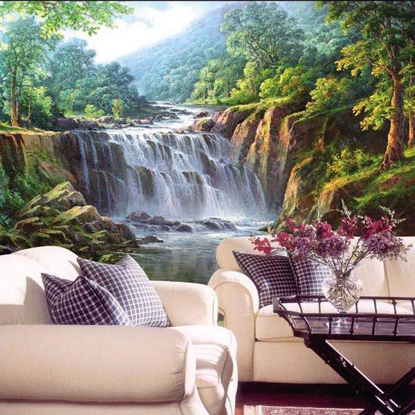 Wall Murals Landscapes Nature Natural Home Decorative Wallpaper