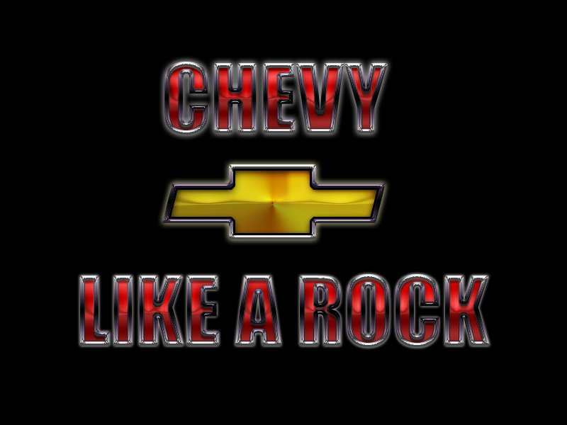 Chevy Logo by kraix 800x600