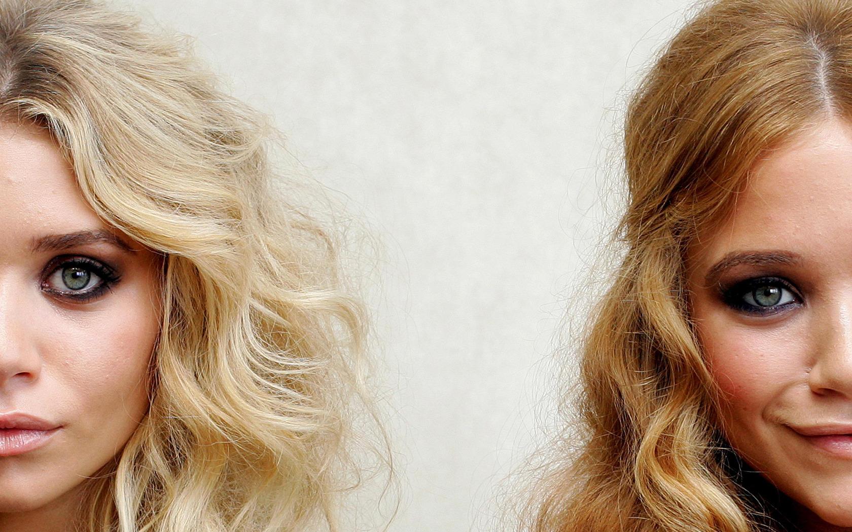 Olsen twins wallpaper 32533 1680x1050
