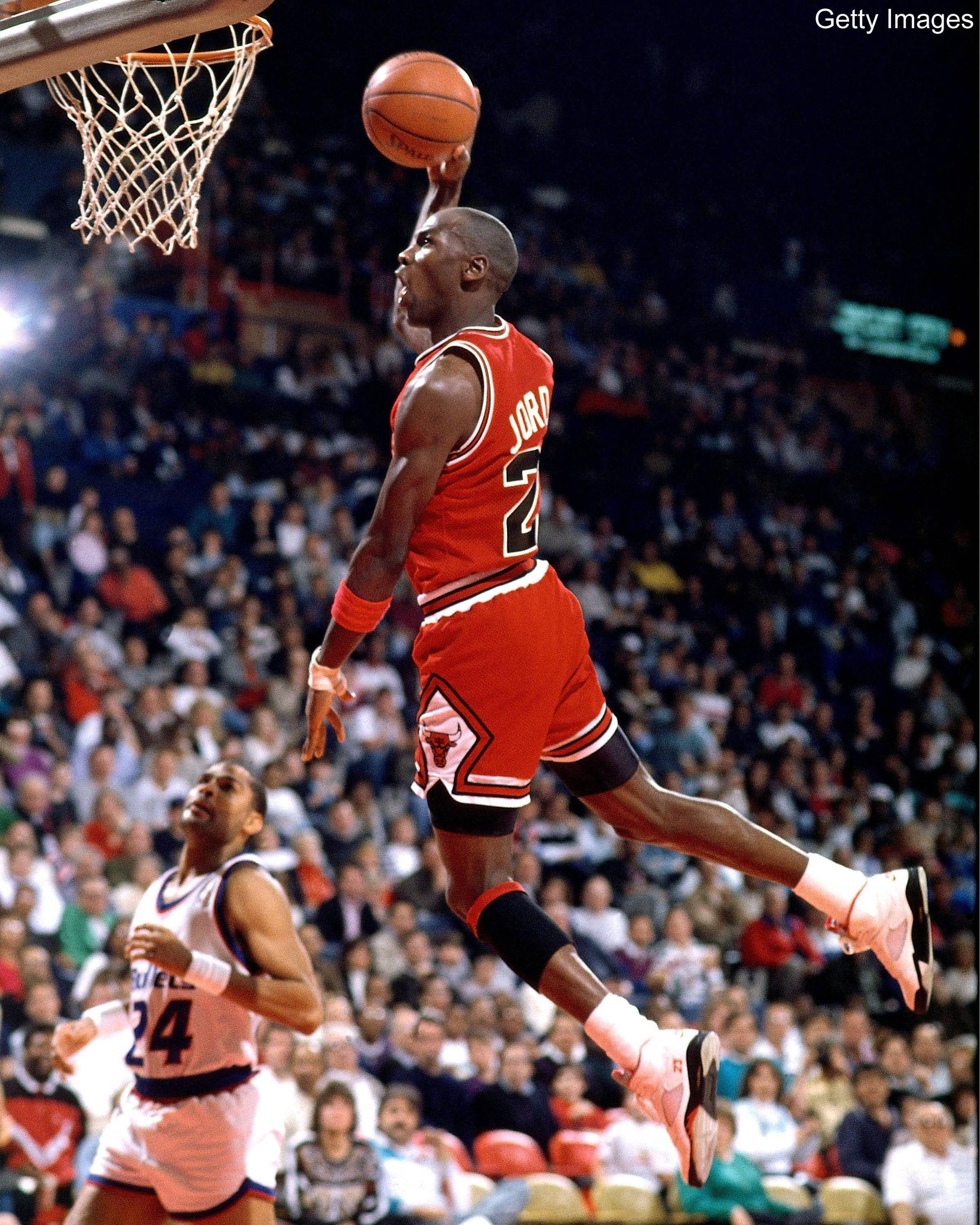 Michael Jordan Dunk Wallpapers 2160x2700