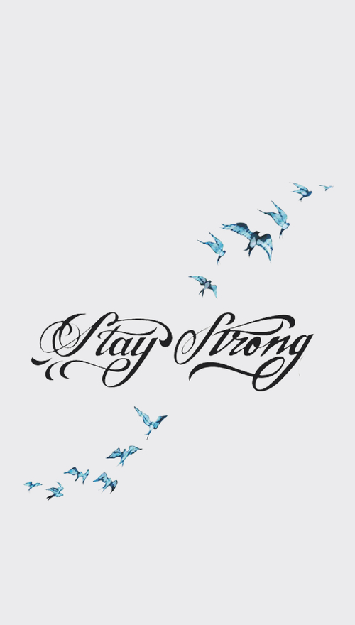 demi lovato stay strong wallpaper 500x880