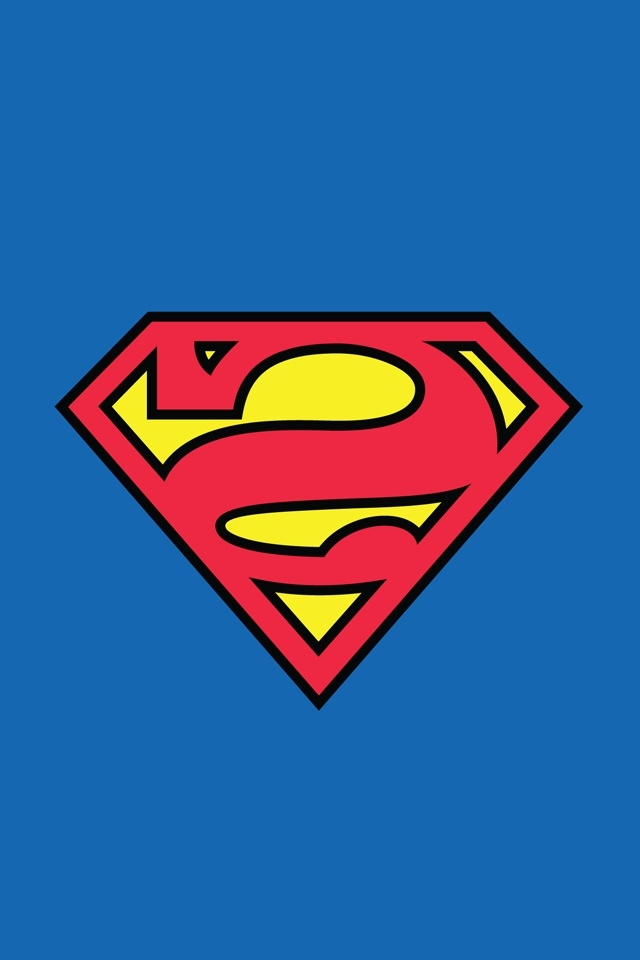 Superman Wallpaper Hd Iphone 640x960
